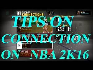 CONNECTION TIPS| NBA 2K16 | SIGN JERSEY