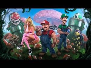 Super Mario Game Over Lo-fi Remix SNES