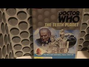 Doctor Who DVD/Episode Review The Tenth Planet 🌍