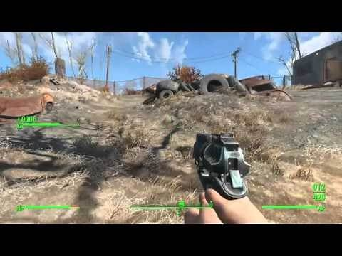Hot Rod Magazine Red Power Armor Paint Job Location - Fallout 4
