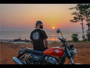 Royal Enfield Interceptor 650 | First Ride Experience