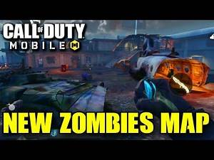 *NEW* ZOMBIES MAP for Call of Duty Mobile   NIGHT OF UNDEAD Gameplay for COD MOBILE Zombies