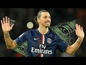 MUST WATCH   Zlatan Ibrahimović is Illuminati!! PROOF EXISTS