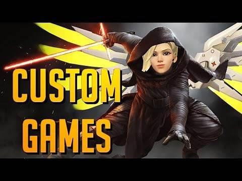 Overwatch - Star Wars Custom Game