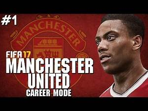 FIFA 17: Manchester United Career Mode Ep1 - A NEW START