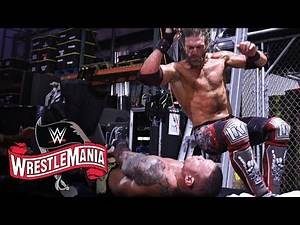 Edge and Randy Orton try to destroy each other: WrestleMania 36 (WWE Network Exclusive)