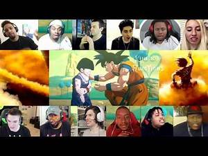 Dragon Ball Game Project Z - First Trailer Reaction Mashup