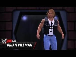 WWE 2K14 Community Showcase: Brian Pillman (Xbox 360)
