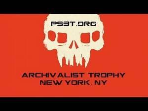 Resistance 3 - Archivalist Trophy [Collect all Journals] Chapters 17 - 19 (New York, NY)