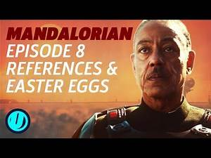 The Mandalorian Season Finale - 11 Star Wars References & Easter Eggs