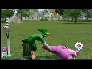 [Vinesauce] Joel - Link Goes on a Suplex Rampage and kills everyone
