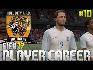 FIFA 17 Player Career Mode | Episode 10 | Our England Debut?!?!