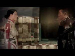 Ashley and Kaidan's letter to Shepard - with Mass Effect 3 music