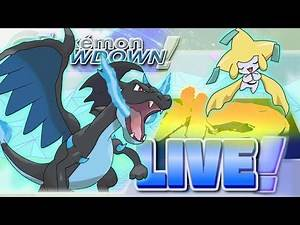 Pokemon: LIVE Team Building - CHARIZARD X! The Ultra Mega Evolution! [Pokemon Showdown OU]
