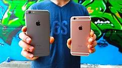 iPhone 6s and iPhone 6s Plus Review!
