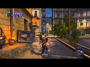 inFamous 2: Let's Play Eps. 2: Breaking Into New Marais and Forward Momentum Walkthrough [HD]