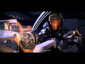 Mass Effect 3 Battle for Earth Space Battle