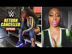 NAOMI'S RETURN CANCELLED! Unfortunate Reason Why Naomi STILL Isn't Being Allowed To Return To WWE