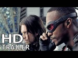 Falcon & Winter Soldier First Official Image Reveals