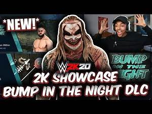 WWE 2K20 - BUMP IN THE NIGHT DLC IS THE WORST... (I BROKE MY CONTROLLER)