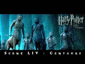Centaurs - HP & Order Of The Phoenix Complete Recording Sessions (Film Edit) - LIV Sc