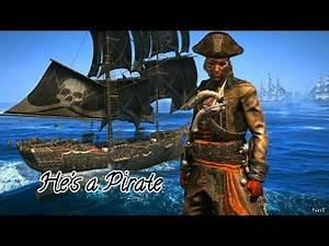 Assassin's Creed 4 Black Flag - THE PIRATES (No HUD - EPIC Action Music)