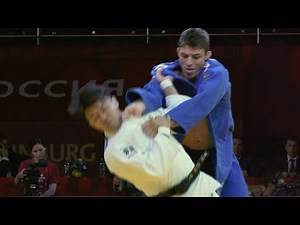 Judo Highlights - Ekaterinburg Grand Slam 2017