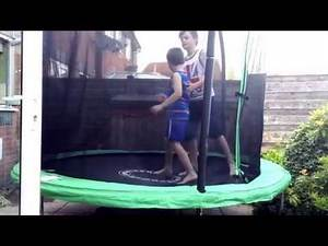 Top 20 wrestling finisher moves on trampoline