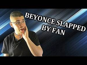 BEYONCE SLAPPED BY FAN - Juan Palomino's Talk Show: Episode 21