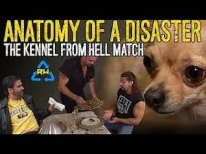 Anatomy of a Disaster - The Kennel From Hell Match (Reliving Wrestling)