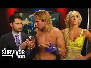 Tyler Breeze interviews ... himself after his win: WWE.com Exclusive, November 22, 2015