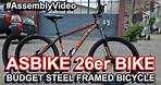 Asbike Bicycle Assembly