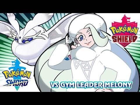 Pokemon Sword & Shield - Gym Leader Battle Music (Full)