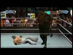 Smackdown vs Raw 2009:Rey Mysterio vs Big Daddy V