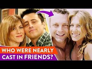 Actors You Didn't Know Were Nearly Cast In Friends | ⭐OSSA