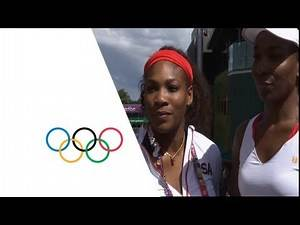 Williams Sisters Win Women's Doubles Gold - London 2012 Olympics