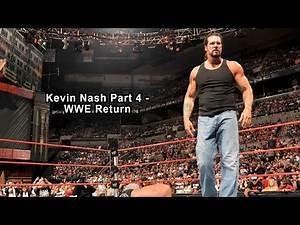 Kevin Nash SENSATIONAL shoot video - Part 4: Nash on WWE Return