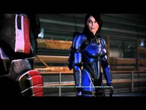Mass Effect 3: Ashley Romance #4: Being the guy she used to love