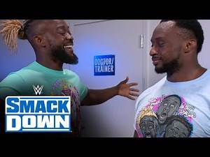 Big E gets blessing from injured Kofi Kingston for solo run: SmackDown, July 24, 2020