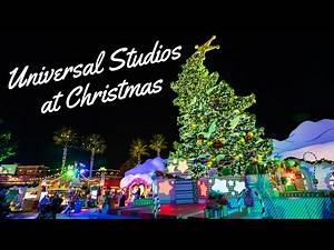 Universal Studios Hollywood at Christmas 2019: Grinchmas, Harry Potter & More