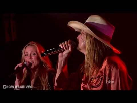 "Kid Rock & Sheryl Crow - ""Collide"" (LIVE, BAR, 2011)"