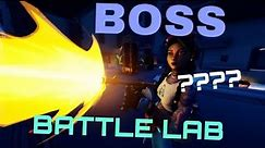 Is there Mythic Boss in Battle Lab Fortnite Chapter 2 Season 4