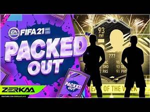 MOST INFORMS PACKED IN AN EPISODE! (Packed Out #17) (FIFA 21 Ultimate Team)