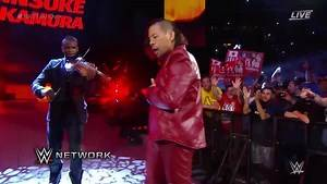 WWE - NXT TakeOver: Brooklyn II - Shinsuke Nakamura Enters the Ring
