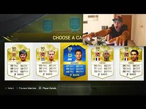 5 TOTYS AND 3 LEGENDS IN A FUTDRAFT UNBELIEVABLE!!! FIFA 16 FUTDRAFT