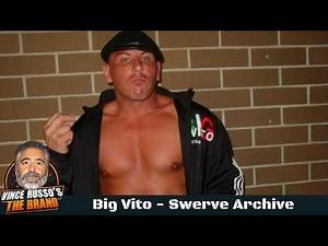Big Vito Shoot Interview w/ Vince Russo - Swerve Archive