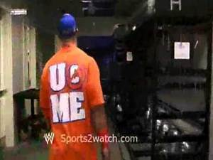 John Cena Sings Cody Rhodes Theme Song