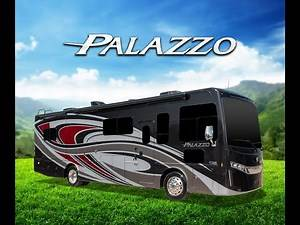 2022 Thor Palazzo Luxury Diesel Pusher Class A RV for Sale at #1 Dealer MHSRV.com