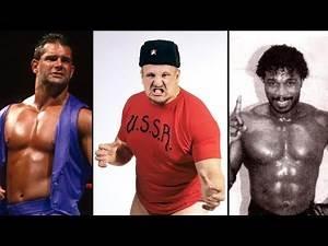 Wrestlers Nikolai Volkoff, Brian Lawler and Brickhouse Brown Die on Same Weekend