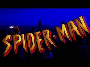 SPIDER-MAN THE ANIMATED SERIES | LIVE ACTION STYLE